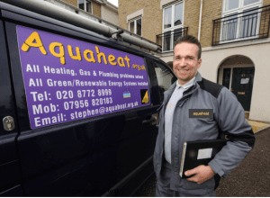 Worcester Bosch Accredited Installers plumber in wimbledon